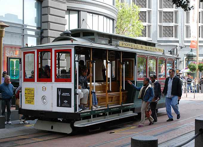 MUNI Cable Car